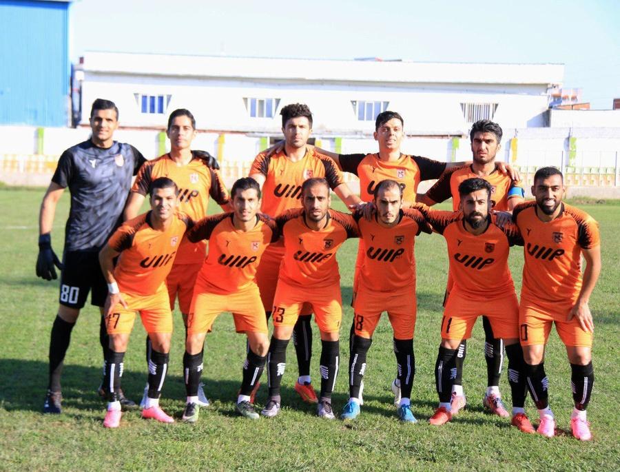 گزارش تصویری: هفته یازدهم لیگ دسته یک فوتبال کشور/ رایکا بابل - مس رفسنجان