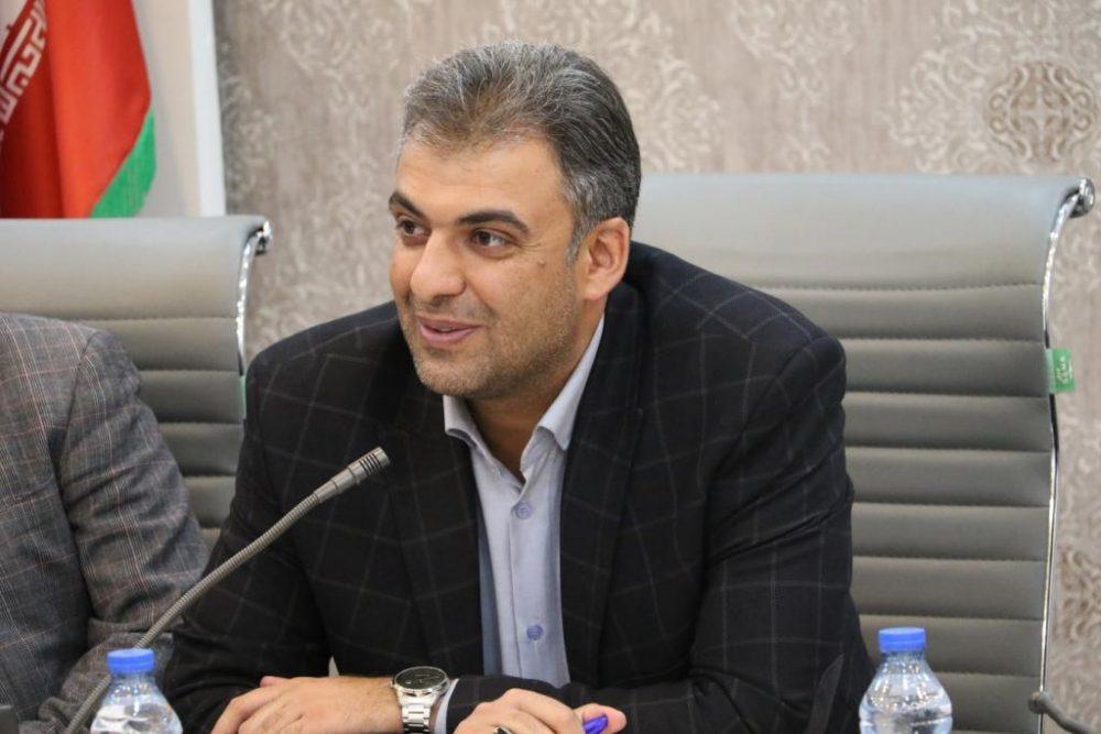 گلهمندی مدیر کل ورزش استان از هیاتهای غیرفعال