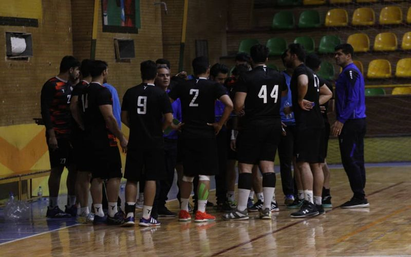 اعلام برنامه دور دوم رقابت های تیم هندبال مس در لیگ برتر