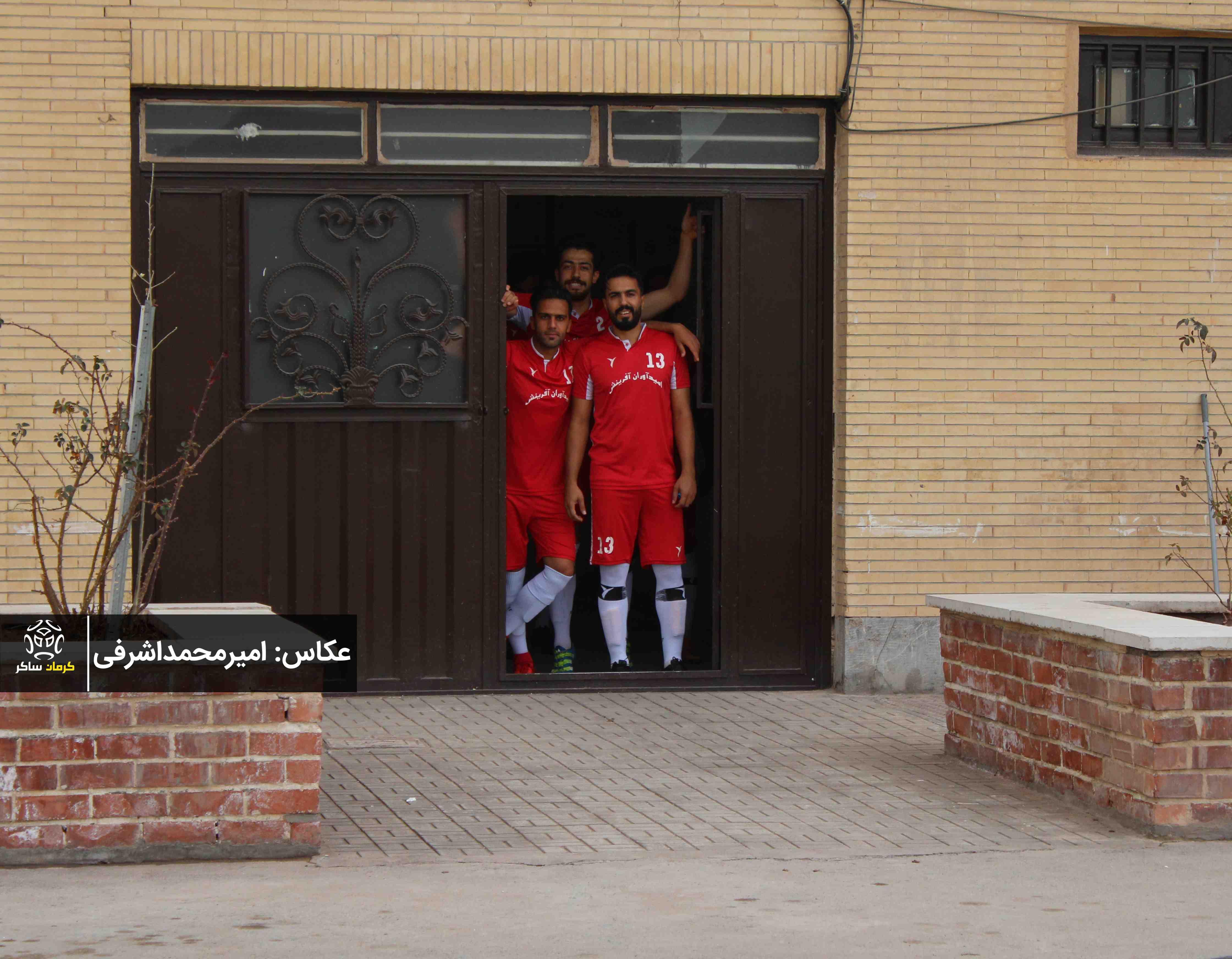 گزارش تصویری:هفته ششم لیگ دسته سوم کشور/مشیز کرمان- عقاب شیراز از دریچه دوربین امیرمحمد اشرفی