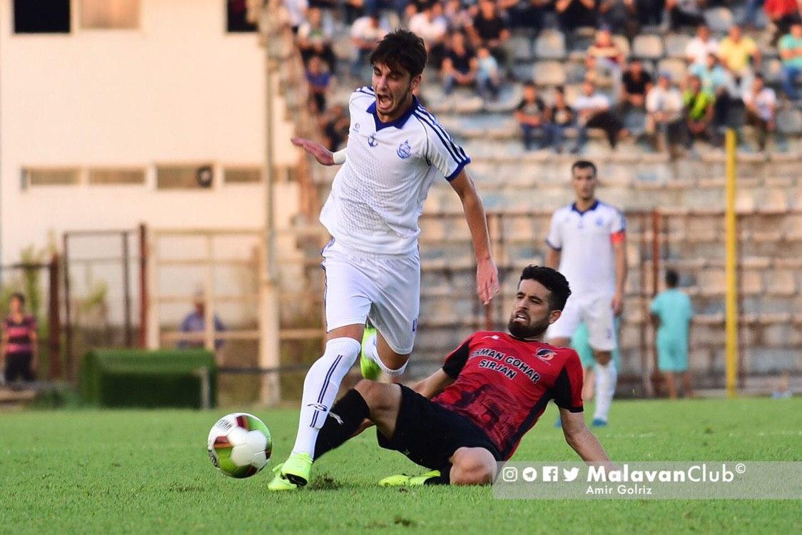 مروری بر هفته سوم لیگ یک فوتبال کشور - جام آزادگان 99-98