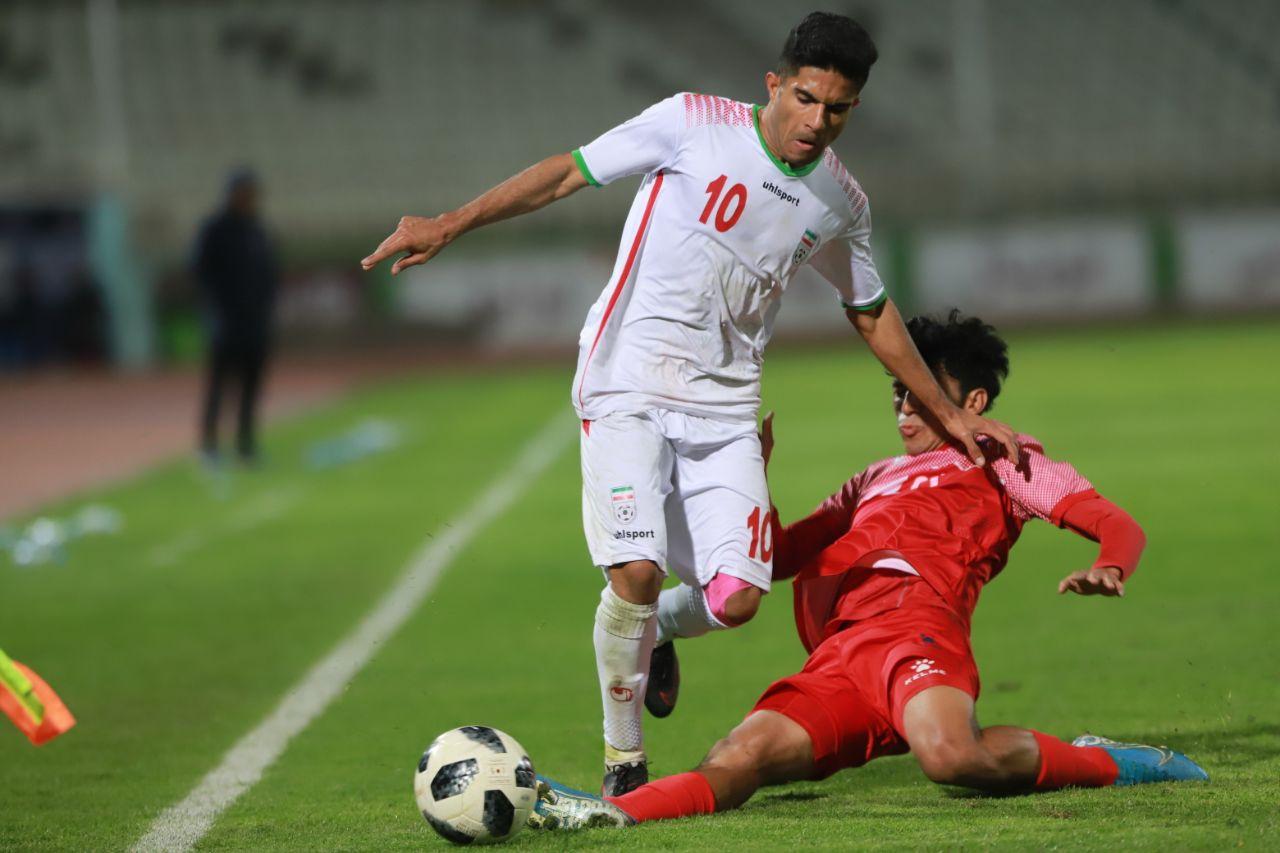 اسدآبادی: امیدواریم در مسابقات آسیایی موجب سربلندی فوتبال ایران باشیم