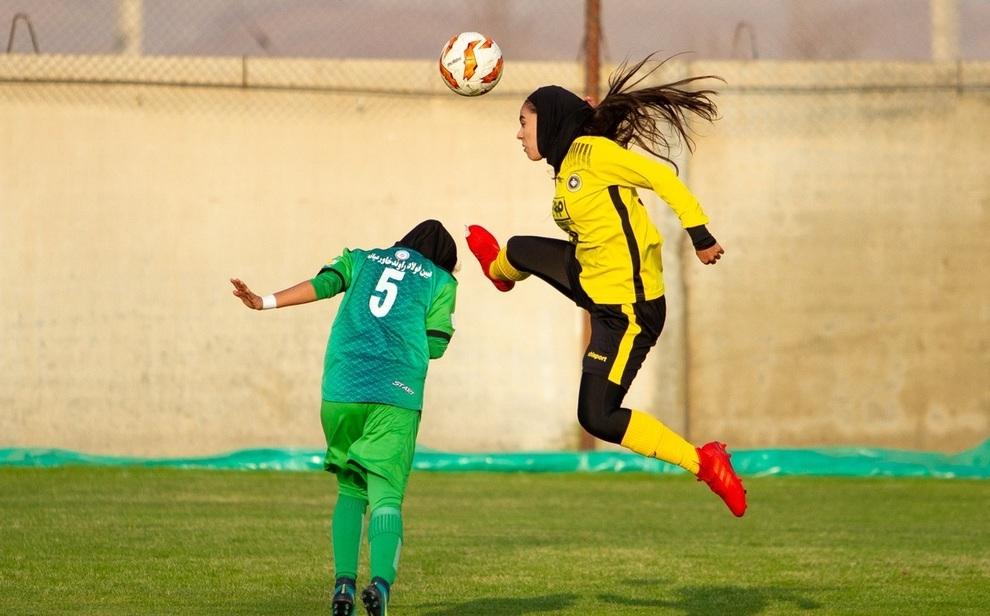 پیش بازی هفته نهم رقابتهای لیگ برتر فوتبال زنان