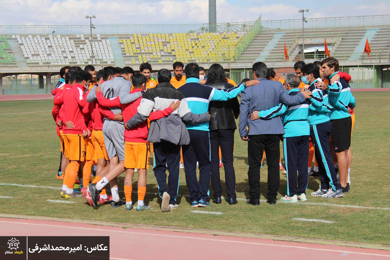 گزارش تصویری:مرحله دوم جام حذفی /مس نوین - شمس آذر قزوین از نگاه دوربین امیرمحمد اشرفی