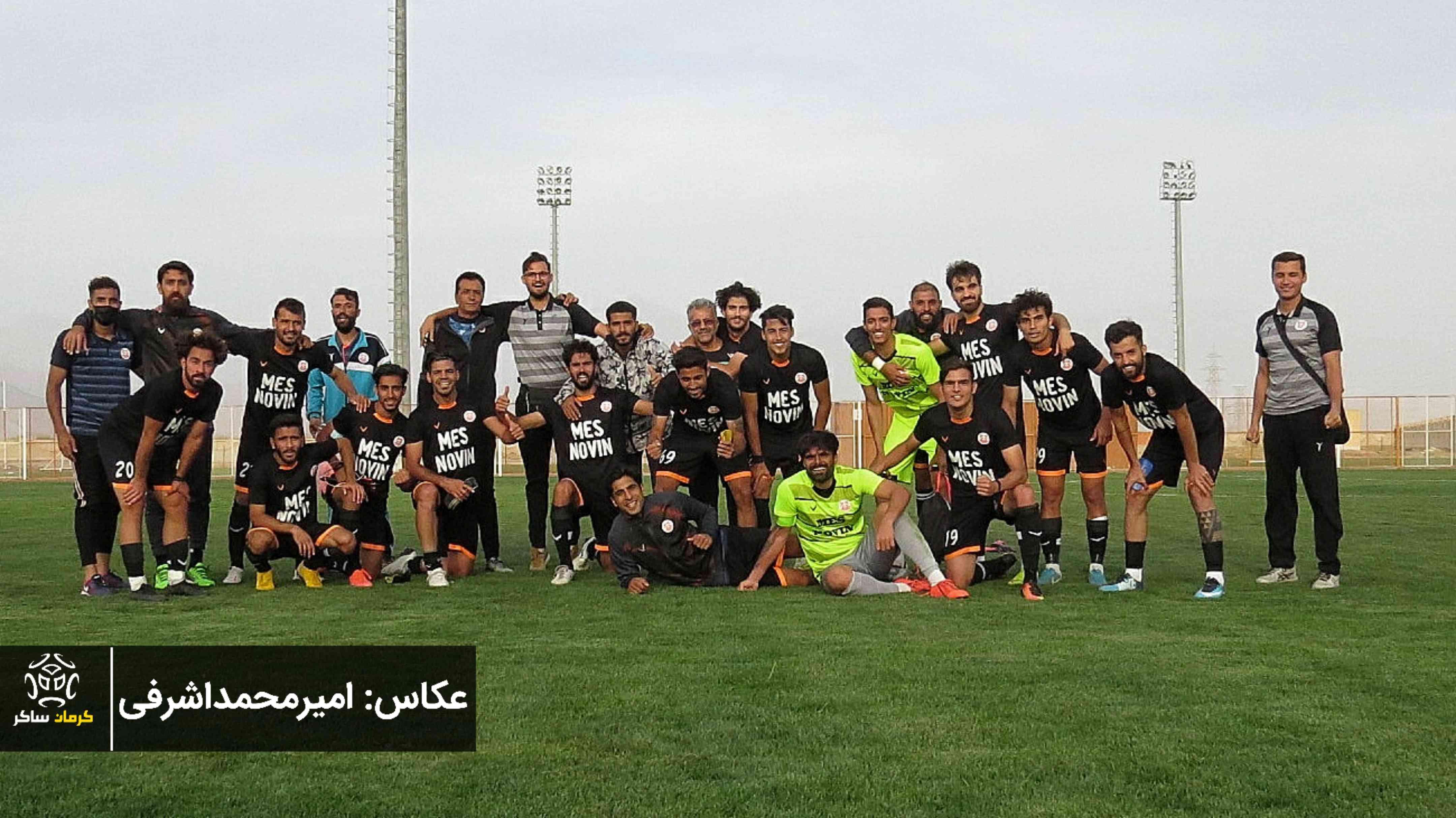 گزارش تصویری:هفته دهم لیگ دسته دوم/مس نوین - ایرانجوان بوشهر از نگاه دوربین امیرمحمد اشرفی